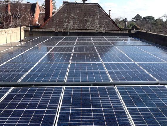 rootop solar