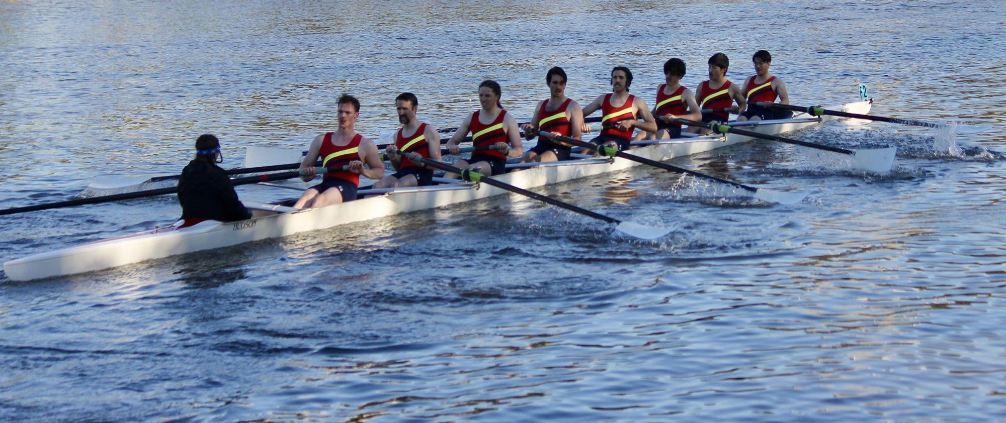 Sports regatta
